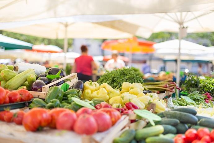 Farmers food market